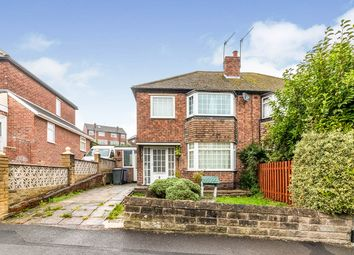 Thumbnail 3 bed semi-detached house for sale in Rivelin Park Crescent, Sheffield, South Yorkshire