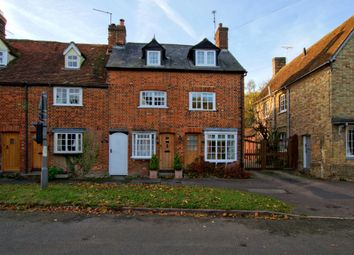 Thumbnail 3 bed end terrace house for sale in High Street, Barkway, Royston