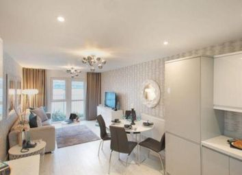 Thumbnail 2 bed flat to rent in Radcliffe Road, Southampton