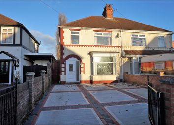 Thumbnail 3 bed semi-detached house for sale in Beeley Road, Grimsby