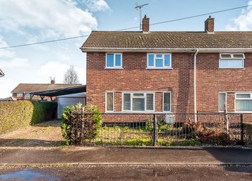 Thumbnail 3 bed semi-detached house for sale in Queen Street, Yaxley, Peterborough
