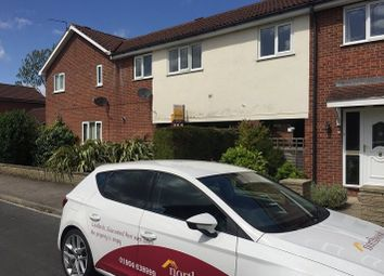 Thumbnail 1 bed flat for sale in Melcombe Avenue, Strensall, York