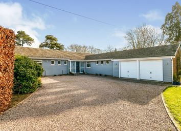 Thumbnail 4 bed detached bungalow for sale in Rectory Drive, March