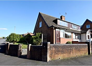 Thumbnail 2 bed semi-detached house for sale in Birch Road, Stoke-On-Trent