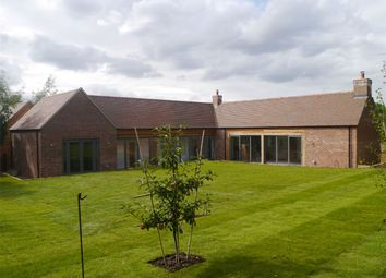 Thumbnail 4 bedroom detached bungalow for sale in Manor Lane, Bredons Norton, Tewkesbury