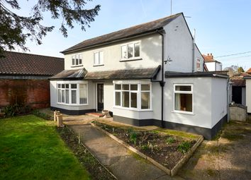 Thumbnail 3 bed detached house for sale in Bullock Fair Close, Starston, Harleston