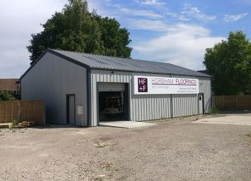 Thumbnail Warehouse to let in 137-139 Crawley Road, Horsham