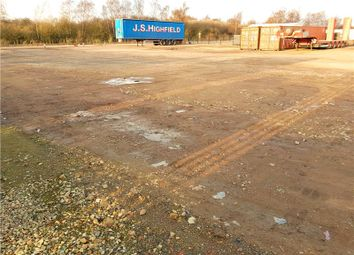 Thumbnail Land to let in Aaron Road, Whittlesey, Peterborough