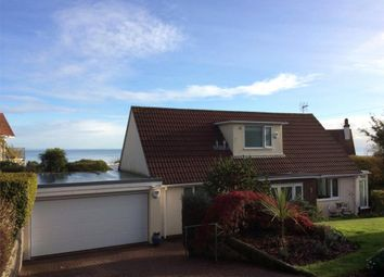 Thumbnail 3 bedroom detached house to rent in Higher Downs Road, Babbacombe, Torquay, Devon