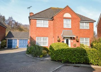Thumbnail 4 bed detached house for sale in Waltham Close, Willesborough, Ashford, Kent