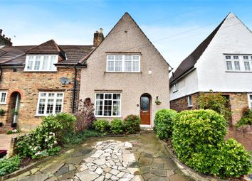 Thumbnail 3 bed semi-detached house for sale in Bramley Place, Crayford, Kent