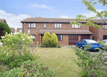 Thumbnail 5 bedroom detached house for sale in Canterbury Close, Lee-On-The-Solent