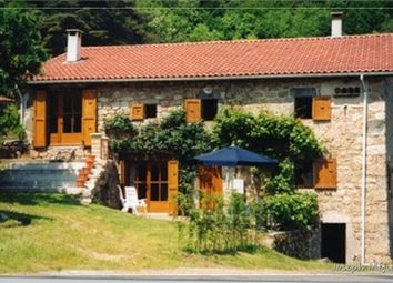 Thumbnail 5 bed property for sale in Rhône-Alpes, Ardèche, Desaignes