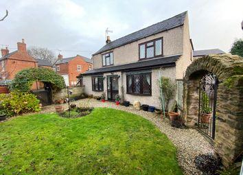 Brook Street, Heage, Belper DE56. 3 bed detached house for sale