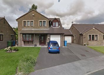 Thumbnail 5 bed detached house for sale in Chapelway Gardens, Royton, Oldham
