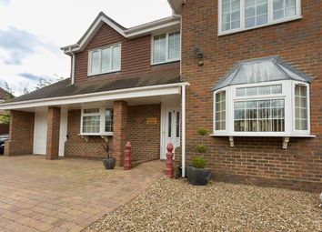 Thumbnail 4 bed detached house for sale in Otterbourne Place, Maidstone