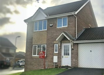 Thumbnail 3 bed detached house for sale in Dol Werdd, Waunceirch, Neath, West Glamorgan