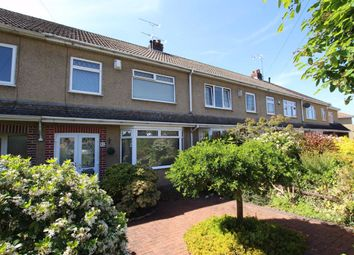 Thumbnail 3 bedroom terraced house for sale in Queensholm Crescent, Bromley Heath, Bristol
