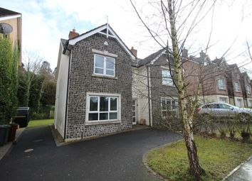 Thumbnail 3 bed semi-detached house for sale in The Rose Garden, Dunmurry, Belfast