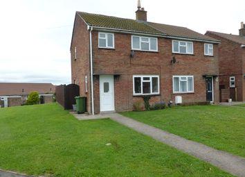 Thumbnail 3 bed semi-detached house to rent in Hillcrest, Peasedown St John, Bath, Avon