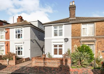 Thumbnail 2 bed semi-detached house for sale in Western Road, Tunbridge Wells