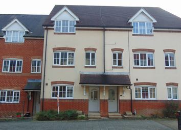 Thumbnail 3 bed town house to rent in Sir John Fogge Avenue, Ashford