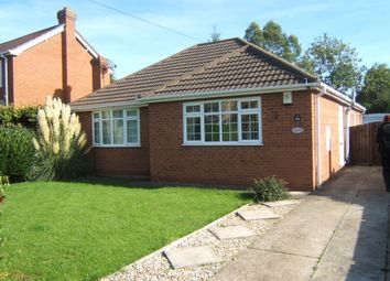 Thumbnail 3 bed detached bungalow to rent in Highfield Road, North Thoresby, Grimsby