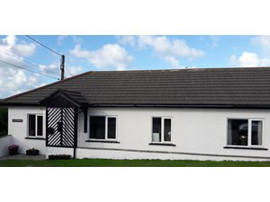 Thumbnail 3 bed semi-detached bungalow for sale in Cliff Bungalows, Riviere Towns, Phillack, Hayle, Cornwall.