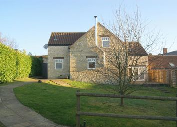 Thumbnail 4 bed detached house for sale in High Street, Corby Glen, Grantham
