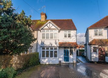 Thumbnail 3 bed semi-detached house for sale in The Close, Bushey