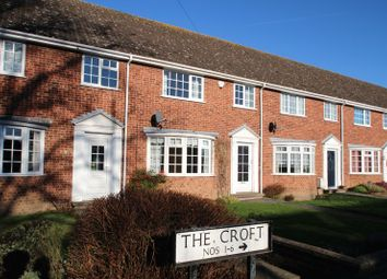 Thumbnail 3 bed terraced house to rent in The Croft, High Street, Hillmorton, Rugby
