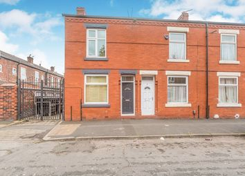 Thumbnail 2 bedroom terraced house to rent in Edith Avenue, Rusholme, Manchester