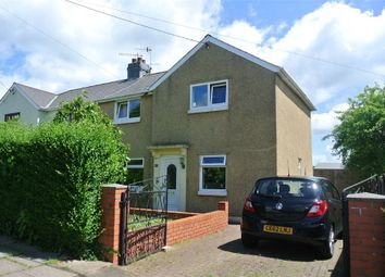 Thumbnail 3 bed semi-detached house for sale in The Avenue, Griffithstown, Pontypool, Torfaen