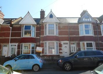 Thumbnail 2 bed terraced house for sale in Ferndale Road, St. Thomas, Exeter