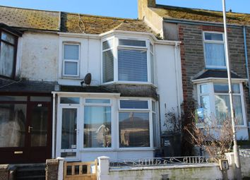 3 bed terraced house for sale in Beacon Road, Newquay TR7