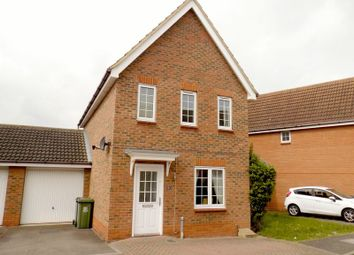 Thumbnail 3 bed detached house for sale in Salk Road, Gorleston, Great Yarmouth