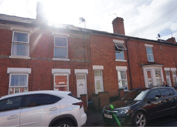 Thumbnail 3 bed terraced house for sale in St. James Road, Derby