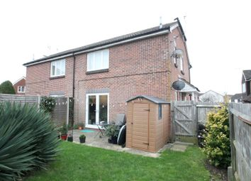 Thumbnail 1 bed maisonette to rent in Windsor Close, Southwater, Horsham
