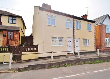 Thumbnail 2 bed semi-detached house for sale in Melton Road, Thurmaston, Leicestershire
