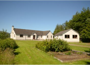 Thumbnail 4 bed detached bungalow for sale in Inveran, Lairg