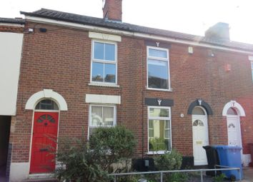 Thumbnail 3 bed terraced house for sale in Esdelle Street, Norwich, Norfolk