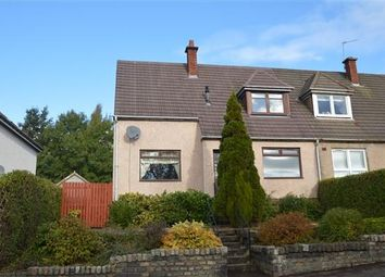 Thumbnail 3 bed semi-detached house for sale in Hillhead Road, Kirkintilloch, Glasgow
