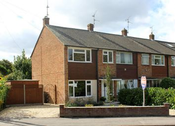 Thumbnail 3 bed end terrace house for sale in Weydon Hill Close, Farnham