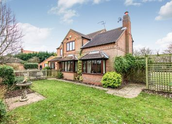 3 bed detached house for sale in The Paddocks, Newton-On-Trent, Lincoln LN1
