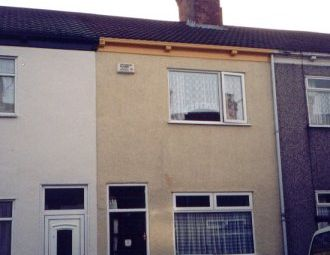 Thumbnail 2 bed terraced house to rent in Castle Street, Grimsby