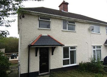Thumbnail 3 bedroom property for sale in Rhyddwen Road, Craig-Cefn-Parc, Swansea, City And County Of Swansea.