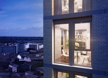 Thumbnail 1 bed flat for sale in Fabric District Residence, 33 Devon Street, Liverpool