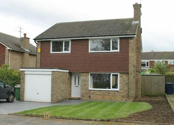 Thumbnail 4 bed detached house for sale in Osprey Close, Galley Hill, Guisborough
