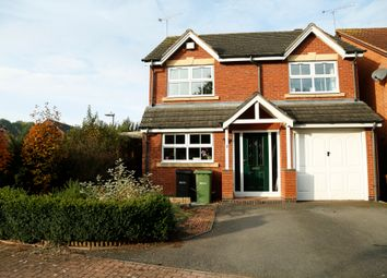Thumbnail 4 bedroom detached house to rent in Carisbrooke Avenue, Warndon, Worcester