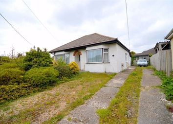 Thumbnail 2 bed detached bungalow for sale in Manor Road, New Milton